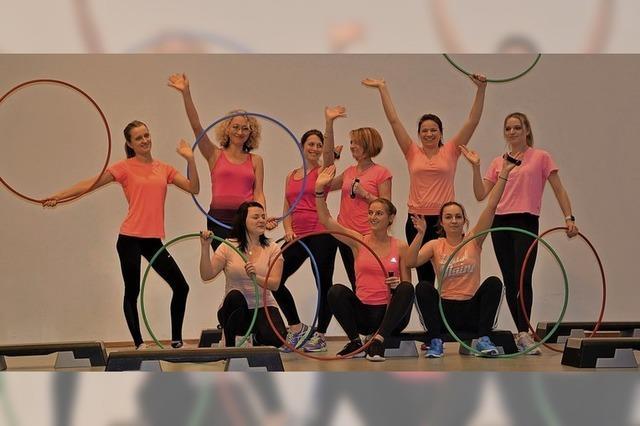 Fitnessshow und Fliegerlied