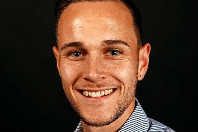 27-Jähriger Jannik Schuler wird stellvertretender Leiter des Bauamts Gundelfingen