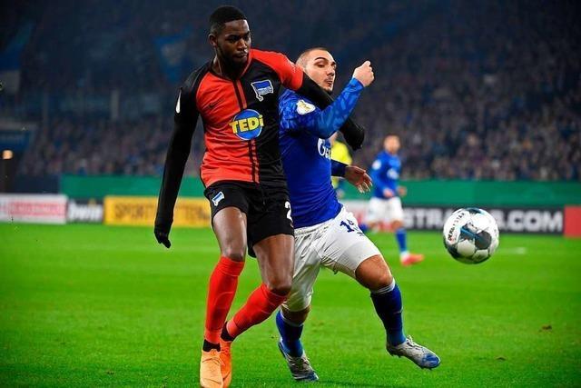 Hertha-Spieler Torunarigha auf Schalke rassistisch beleidigt