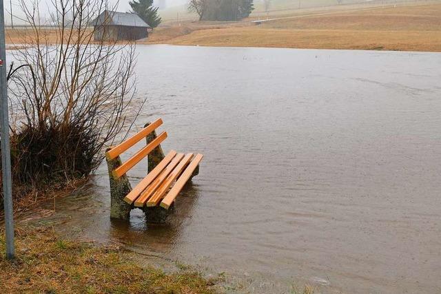 Freiburger Hydrologe erklärt, warum der viele Regen kaum was fürs Grundwasser gebracht hat