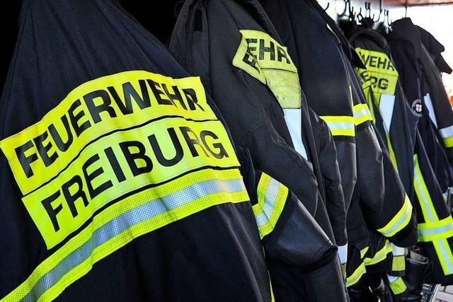 Fast jeder zweite Einsatz der Freiwilligen Feuerwehr Freiburg war 2019 ein Fehlalarm