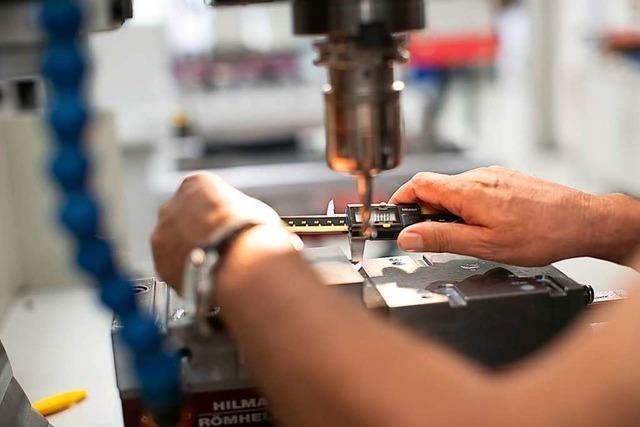 Wie mittelständische Industrieunternehmen in Südbaden mit der Flaute umgehen