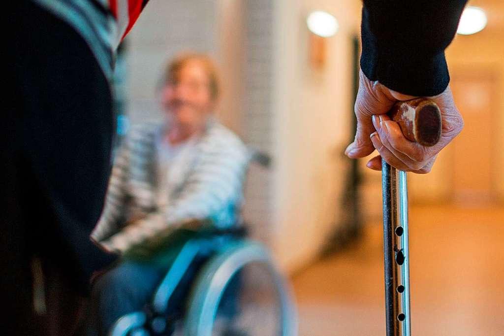 Im Kreis Emmendingen fehlen Pflegebetten  und Personal...