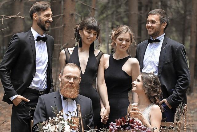 Boho, Vintage und Natural Greenery: Hochzeittrends 2020
