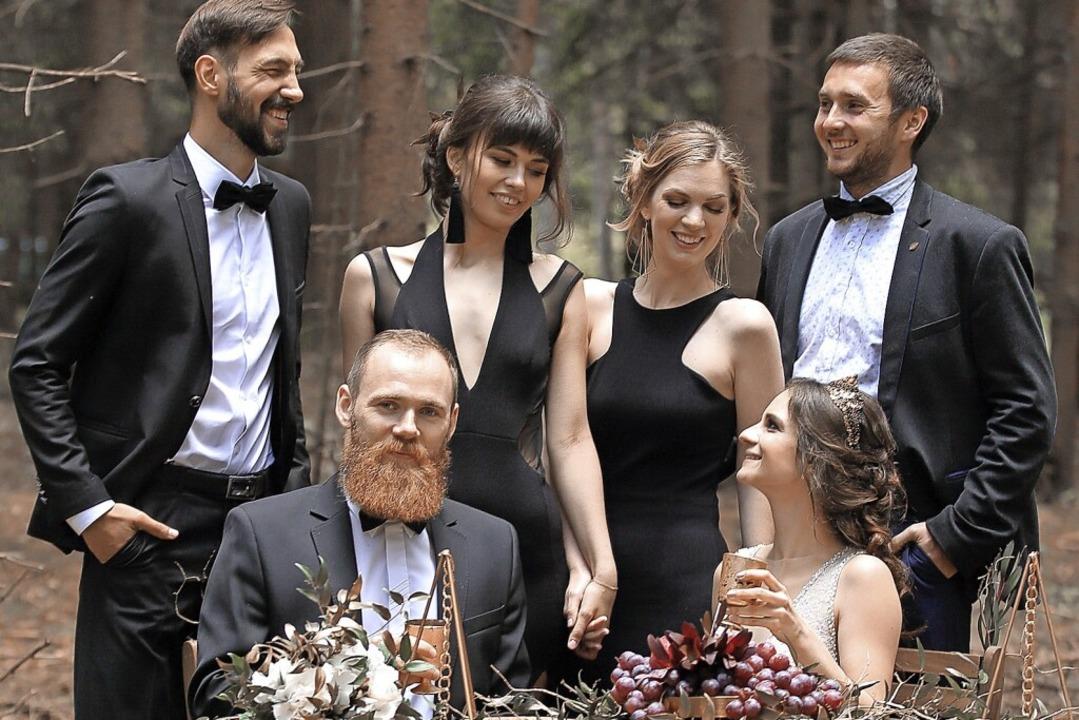 Nicht so spießig:  Viele Hochzeitspaar...raditionen und durchgetakteten Feiern.  | Foto: Marek Yuralaits  stock.adobe.com