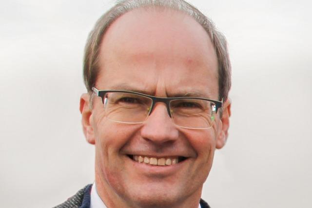 Was Christian Renkert als Bürgermeister in Kandern noch erledigen will