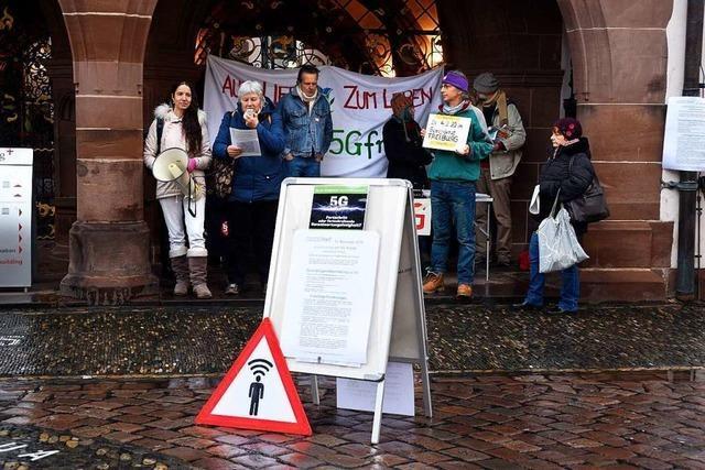 5G-Kritiker bombardieren Freiburger Räte mit Massenmails – zum Teil auf Holländisch