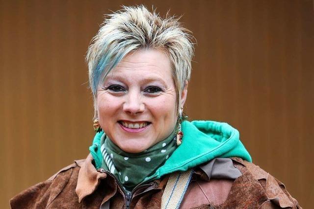 Nicole Herrmann aus Ichenheim: Ihr Herz schlägt für die Duwackstumbe
