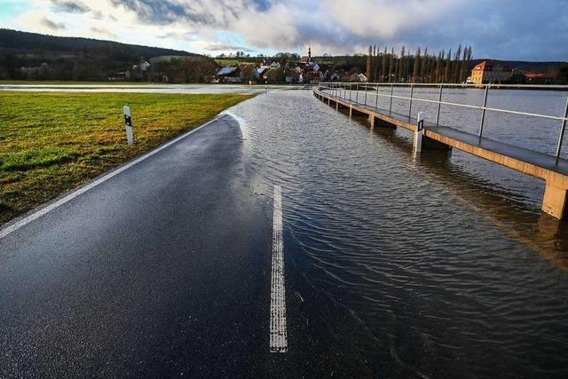 Wie entsteht Hochwasser?