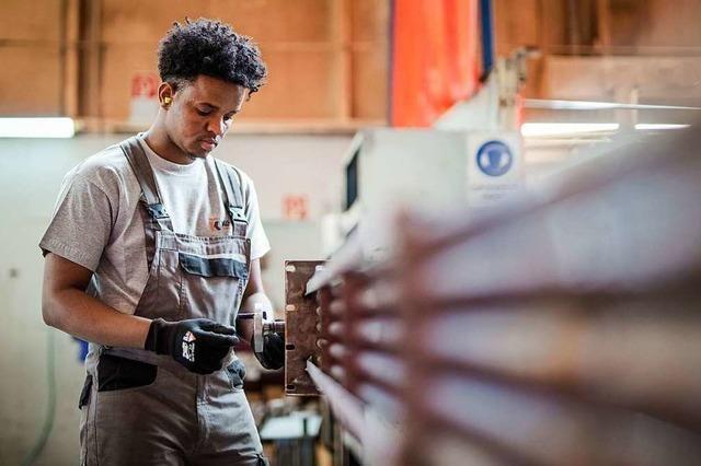 Integration von Flüchtlingen in Jobs geht voran – auch in Südbaden