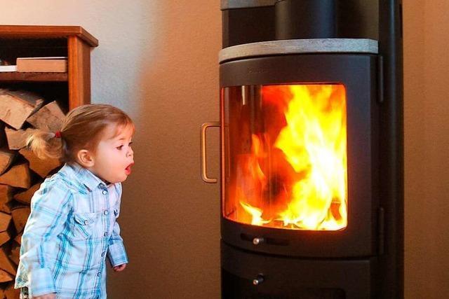 Das Lagerfeuer hinter Glas – eine Heizung, die Atmosphäre schafft