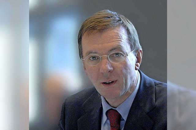 Schockenhoff spricht über Friedensethik