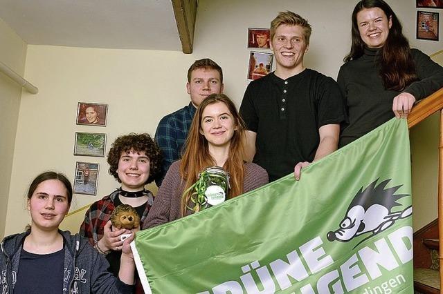 Grüne Jugend im Kreis hat sich konstituiert