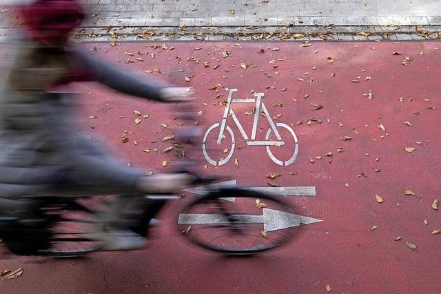 Weiterer Anlauf zum Bau von Radschnellwegen