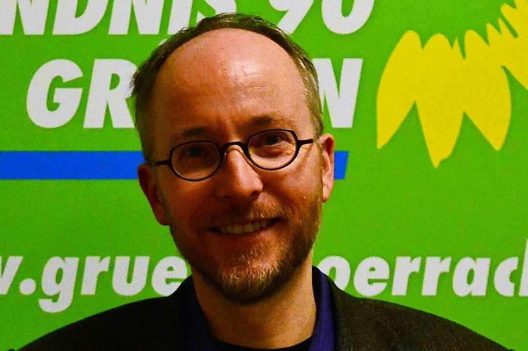 Der  grüne Bundestagsabgeordnete Matth...Donaueschingen zu prüfen (Archivbild).  | Foto: Annette Mahro