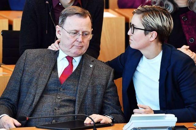 Wie FDP und CDU in Erfurt nach den Regeln der AfD gespielt haben