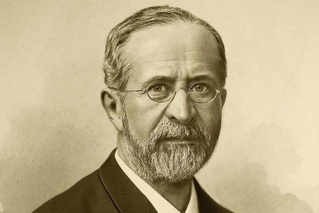 Georg Heimburger war ein erfolgreicher Schächtelemacher mit sozialem Gewissen