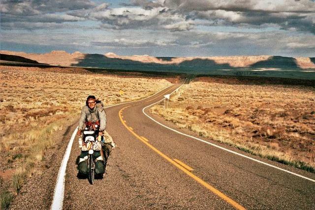 80.000 Kilometer mit dem Fahrrad