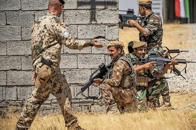 Union will Anti-IS-Einsatz der Bundeswehr fortsetzen