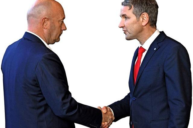 FDP stellt Regierungschef dank AfD