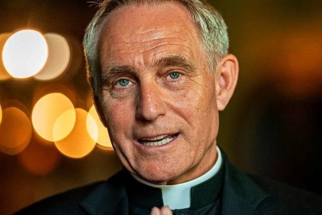 Ist der südbadische Kurienerzbischof Georg Gänswein beurlaubt worden?