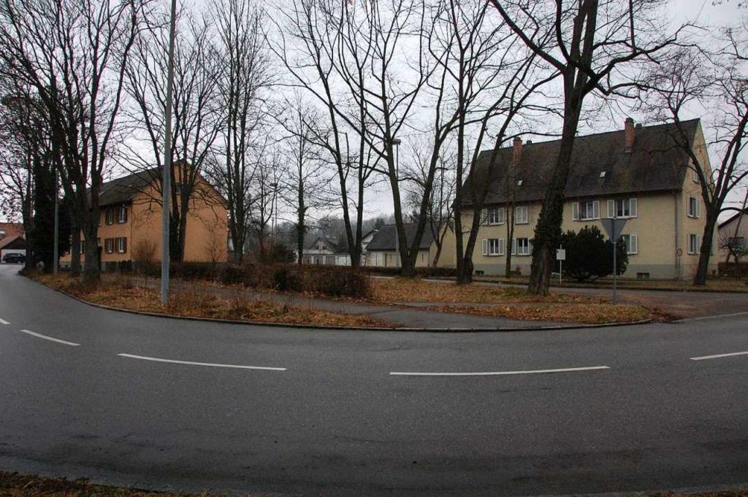 Die beiden Häuser im Stadtteil Otterbach  | Foto: Herbert Frey