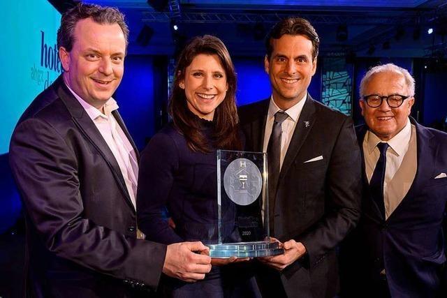 Europa-Park erhält Branchen-Preis