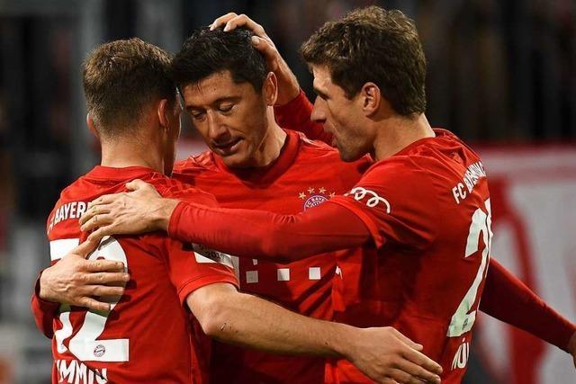 DFB-Pokal: FC Bayern zittert, Saarbrücken jubelt, Union hofft