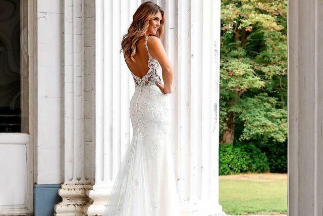 Problemzonen kaschieren: Welches Brautkleid welcher Frau steht