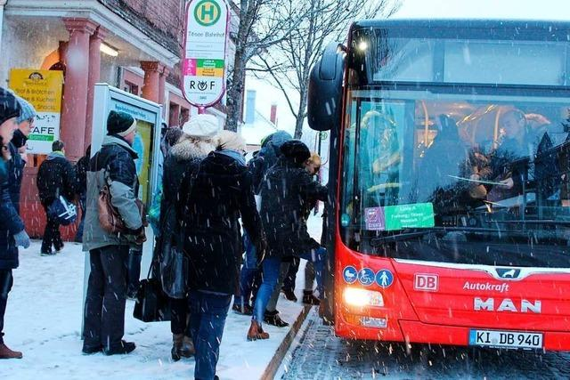Waldkircher OB sauer: Bislang keine Infos zum Ersatzverkehr
