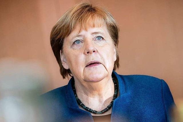 Merkel fordert Konsequenzen in Thüringen: Rückgängig machen