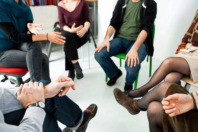Das Blaue Kreuz sucht neue Konzepte für die Suchtkranken-Selbsthilfe