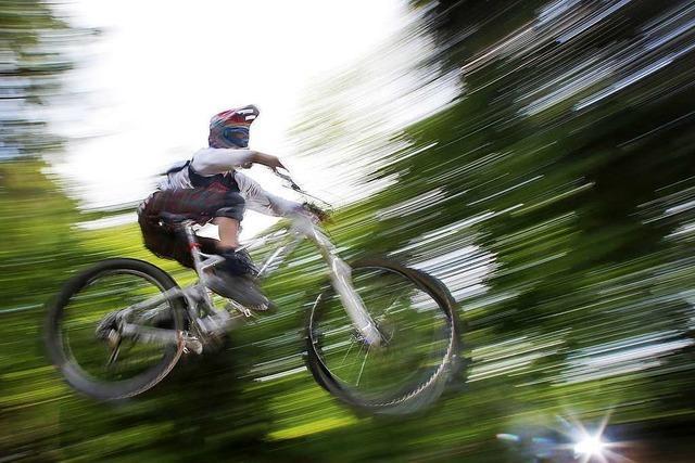 Gemeinderat Au beschließt Legalisierung eines beliebten Mountainbike-Trails