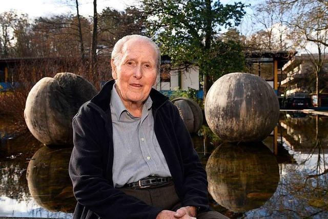 Rolf Kaul hat in den vergangenen 70 Jahren manchen Tarifstreit mitgemacht