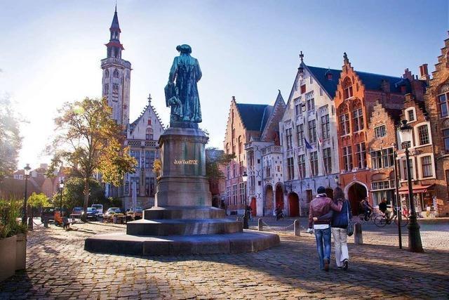 Wiederentdecken: Das Flandern des Malers Jan van Eyck