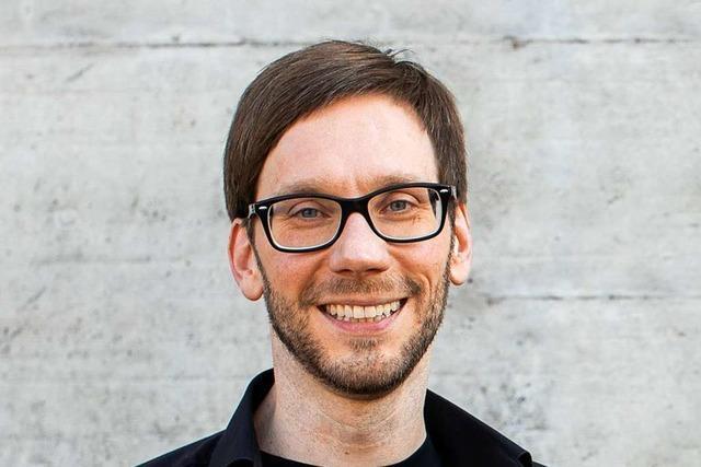 Michael Kaiser, Leiter des Jungen Theaters Freiburg: