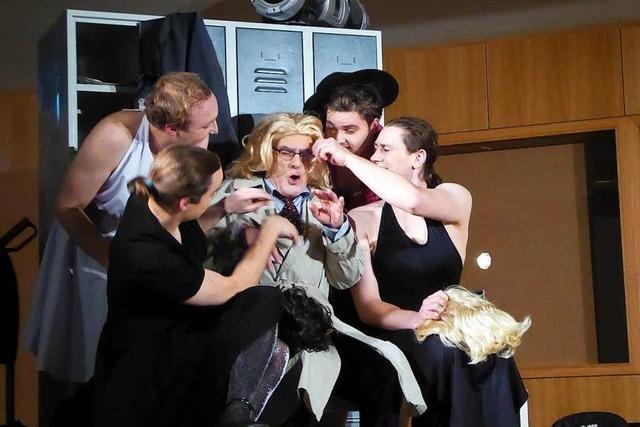 Emmendinger Theater im Steinbruch hat Premiere in Teningen