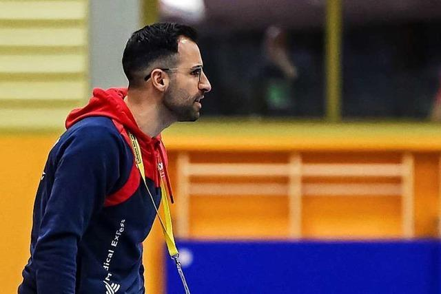Todtnau-Coach Marco Suevo: