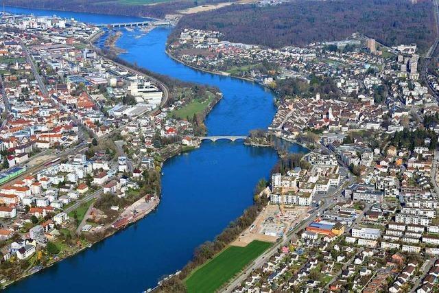 Die Rheinfelder sind beim 100-Jahr-Jubiläum gefragt