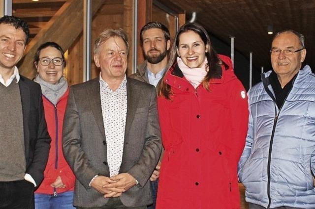 WGU in Oberried mit neuem Vorstand