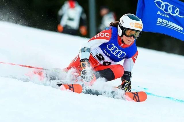 DM-Zweite – Ronja Wiesler vom SC Münstertal startet nach ihrem Umzug nach Oberstdorf durch