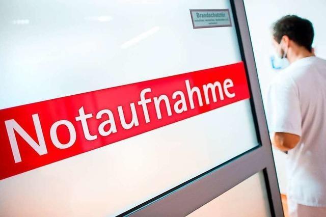 Es soll härtere Strafen für Übergriffe in Notaufnahmen geben – das sagt die Leiterin der Ambulanz in Neustadt dazu
