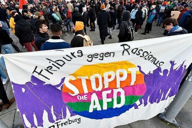 Das sagen Lokalpolitiker aus Freiburg und Umgebung zu den Ereignissen in Erfurt