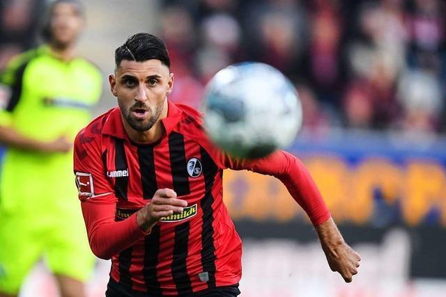 Grifo könnte gegen seinen Ex-Club Hoffenheim von Anfang an spielen