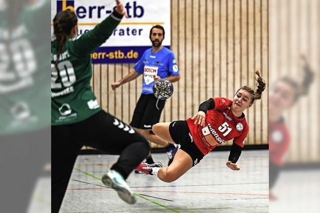 Mit Mut und Herz Handball spielen