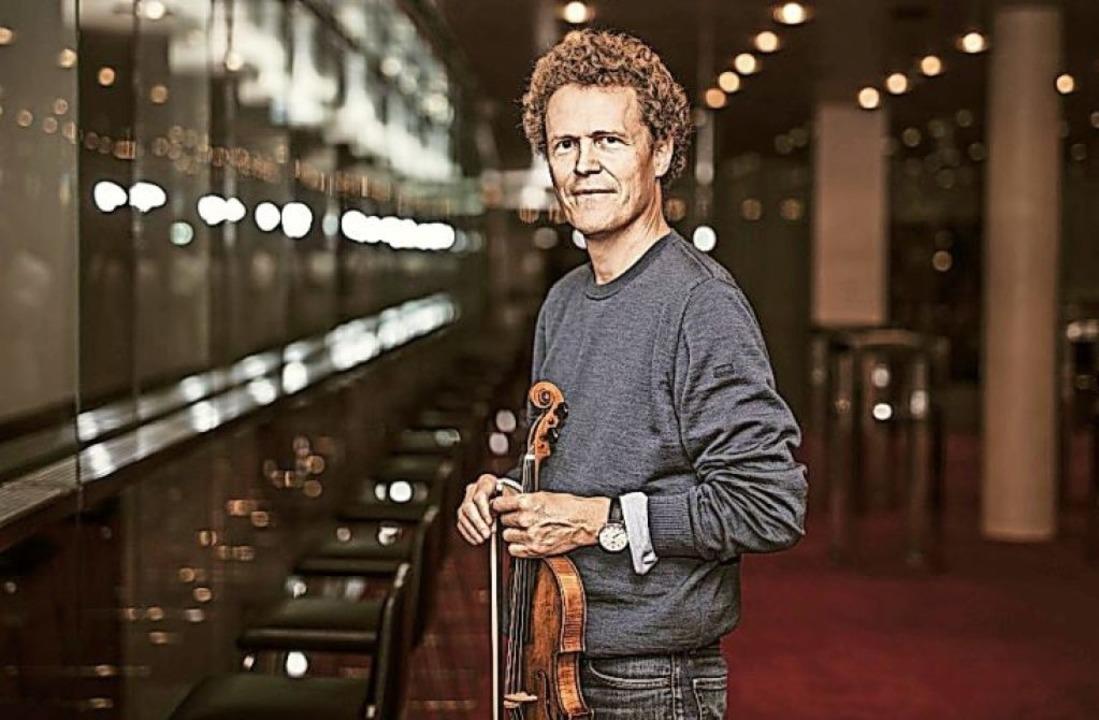 Neue Einsichten über Beethovens Sinfonien: Gottfried von der Goltz  | Foto: Kiran West