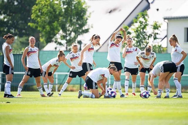 Der DFB will den Frauenfußball mit neuen Ideen stärken