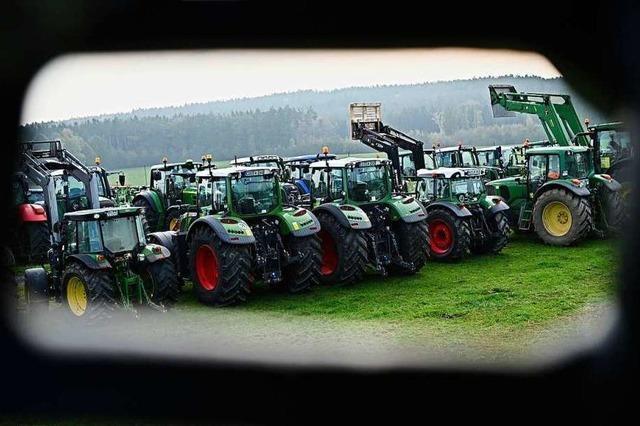 Bauernverband sammelt genügend Unterschriften – Landtag muss über Volksantrag beraten