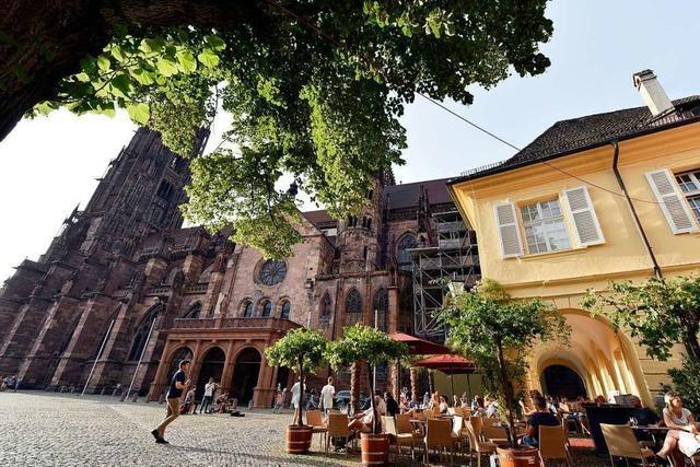 Die schönsten Cafés und Restaurants zum Draußensitzen in Freiburg