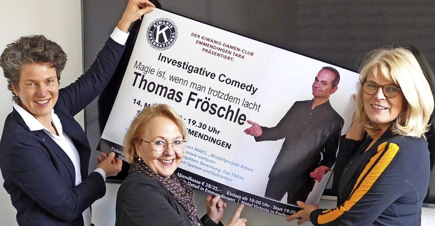 Christiane Schlüter, Marie-Anne Grages...der suchtkranker Eltern bringen soll.   | Foto: Sylvia-Karina Jahn
